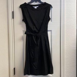 Diane Von Furstenberg Della little black dress